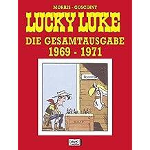 Lucky Luke Gesamtausgabe 12: 1969 bis 1971