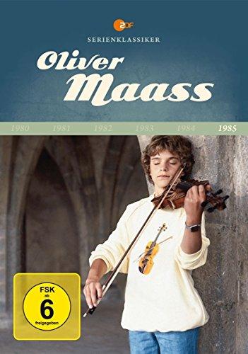Oliver Maass - Die komplette Serie [2 DVDs] [ZDF Serienklassiker]