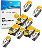 9 XL Druckerpatronen für Kodak ESP C100, C110, C115, C300, C310, C315, C330, C360, 1.2, 3.2, 3.2S, Office 2100, 2150, 2170 AIO, Hero 2.2, 3.1, 4.2, 5.1 | kompatibel zu Kodak 30B, 30CL