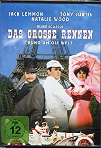 The Great Race (1965) - Official Warner Bros. Region 2 PAL release, plays in English without subtitles