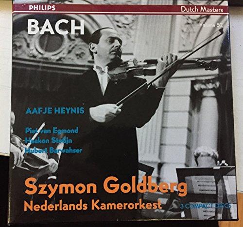 Bach;Orchestral Works (Box Von Dutch Master)