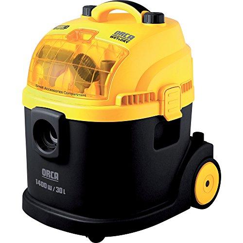 Sencor-SVC-3001-ORCA-Aspiradora-en-seco-y-hmedo-2500-W-color-negro-y-amarillo