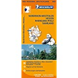 NRW, Hessen, Rheinland-Pfalz, Saarland (Regionalkarten)