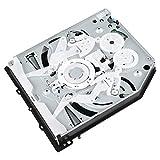 VBESTLIFE Spielkonsole Ersatzgehäuse Tragbares Blu Ray DVD CD Laufwerk für PS4 KEM-490
