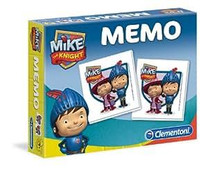 Clementoni - 13447.2 - Jeu Educatif - Memo Mike Le Chevalier