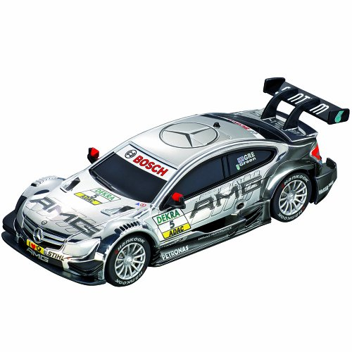 Carrera - Coche GO 143 AMG Mercedes C-Coupe DTM J. Green, No.5, escala 1:43 (20061274)