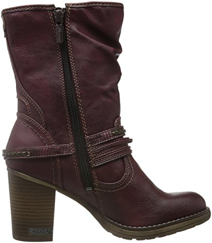 502 Mustang Rossi Donna 1233 Stivali 55 bordeaux xF1qZvn0w