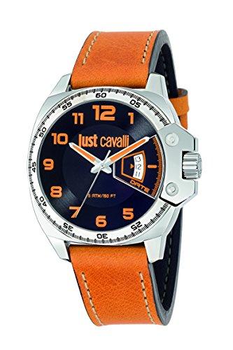 Just Cavalli Just Escape R7251213003 - Orologio da Polso Uomo