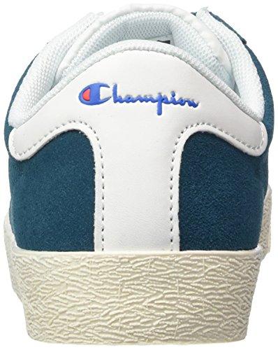 Champion Damen Low Cut Shoe Venice Suede Laufschuhe Grün (Lbl)