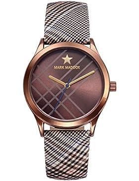 Mark Maddox Damen-Armbanduhr MC3024-40