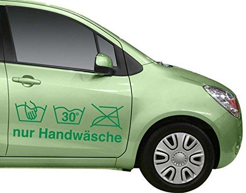 autoaufkleber-nur-handwasche-b-x-h-40cm-x-14cm-farbe-gold-von-klebefieberr