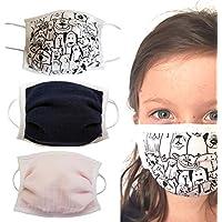 Mund- und Nasenmaske sofort lieferbar für Kinder von 4-9 Jahren