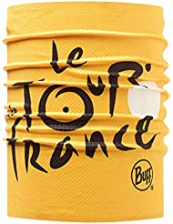 Original Buff Tour De France Pro Ypres Casco, Unisex adulto, Multicolor, Única