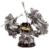 El Señor de los Anillos - Estatua - Lucha de los magos - Gandalf & Saruman