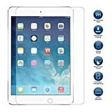 Best Ipad Air 2 Screen Protectors - New Horrizon - Tempered Glass Screen Protector For Review