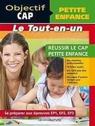 Objectif CAP Petite enfance - Réussir le CAP Petite enfance