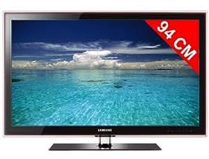"Samsung UE37C5100 TV LCD 37"" LED HDTV 1080p 4 HDMI USB Noir Laqué"