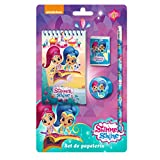 Shimmer and Shine Stationery Set 4Pieces (CYP Imports gs-405-ss)