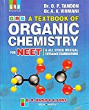 #3: Textbook of Organic Chemistry for NEET & all other Medical Entrance Examination
