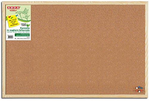 Arda 958 Pannello, Sughero Naturale, 60X90 cm