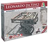 Italeri 3101 - Leonardo Da Vinci: Automobile - Self Propelling Cart  Model Kit
