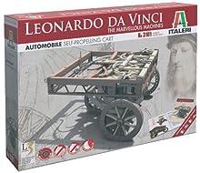 Italeri 3101 - Leonardo Da Vinci: Automobile - Self Propelling Cart Model Kit