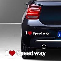 4pcs x 60 mm Speedway Auto rad RadKappen Aufkleber Nabenkappen Nabendeckel