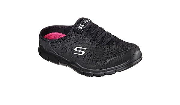 0667674e33a Skechers Sport Women's No Limits Slip-On Mule Sneaker: Buy Online at ...