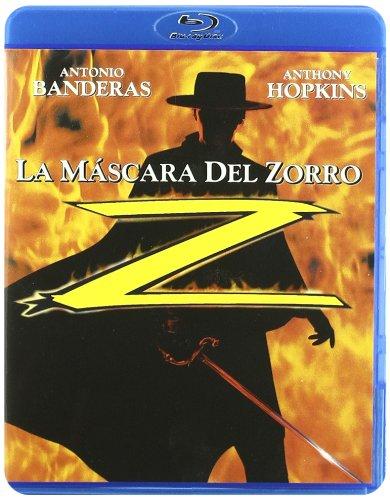 La Mascara Del Zorro - Bd [Blu-ray]