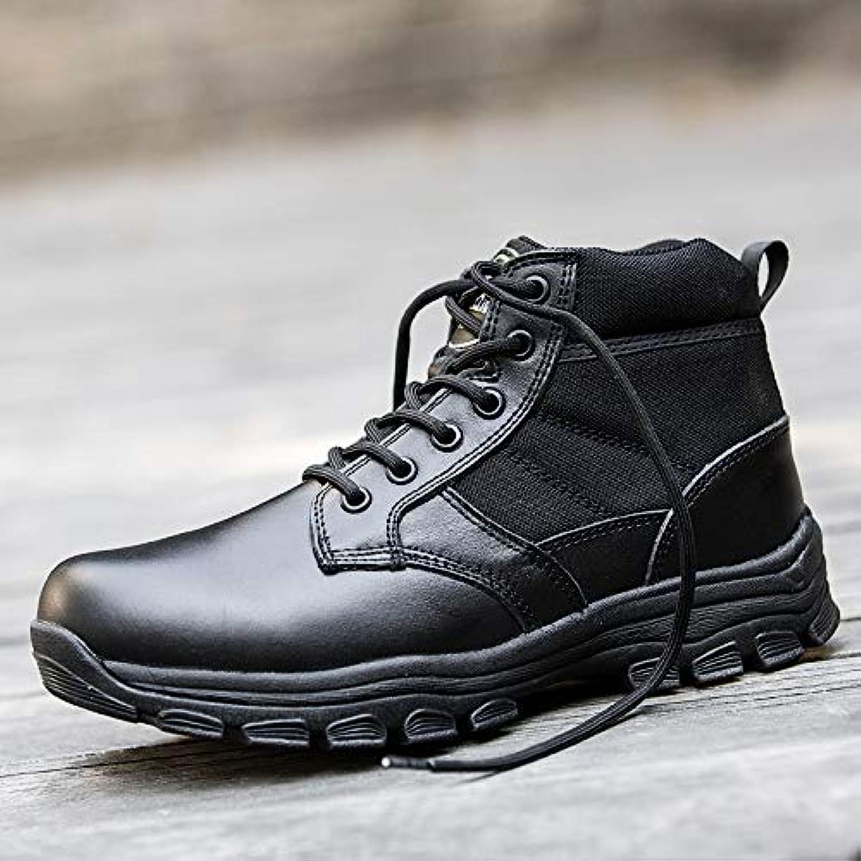HCBYJ scarpa Esercito Stivali Ultra Ultra Ultra Leggeri Stivali Militari Stivali Tattici Bassi Stivali da Combattimento Campo | acquistare  4ef745