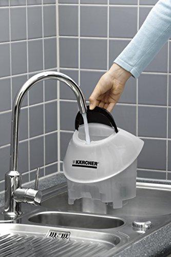 Kärcher SC5 - Limpiadora a vapor, 2200 W, 4,2 bares, 2 l con kit plancha