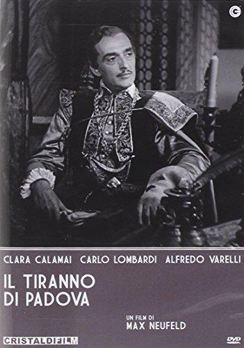il tiranno di padova dvd Italian Import by clara calamai