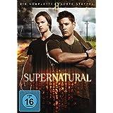 Supernatural - Die komplette achte Staffel