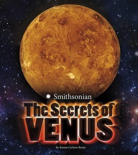 The Secrets of Venus (Planets) by Emma Carlson Berne (2015-10-15)