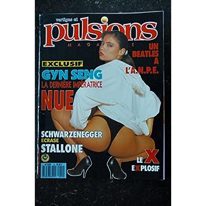PULSIONS 14 SCHWARZENEGGER GYN SENG INTEGRAL NUDE JEAN HANICKI EROTIC JOSE BOERO
