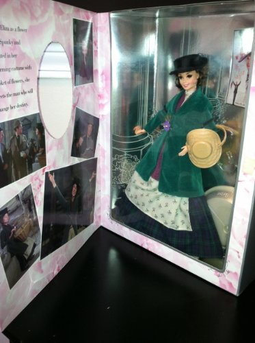 Barbie 1996 as Eliza Doolittle from My Fair Lady as the Flower Girl