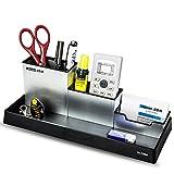 #5: Callas Aluminium Multi-Purpose Desk Organizer, C2003