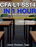 #4: CFA LEVEL 1 STUDY SESSION 14 IN ONE HOUR - QUICK EXAM REVISION (CFA LEVEL 1 EXAM PREP IN 18 HOURS)