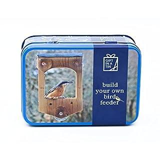 Bausatz Vogelhäuschen, build your own bird feeder