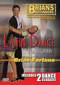 Brian Fortuna Dance Class: LATIN [DVD]