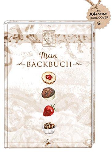 DIN A4 KREATIV DIY BACKBUCH (Hardcover) -