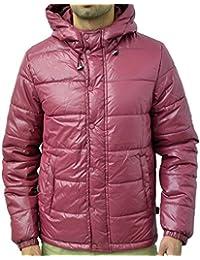 Mens Designer Bellfield Shiny Puffer Bomber Hooded Padded Warm Winter Jacket Xenon 3 Colours Coat