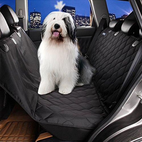 Petacc Kofferraumschutz für Hunde Rutschfeste Schondecken für Auto Wasserdichte Hund Hängematte Kratzfeste Autoschutzdecke für Hunde Auto Hundedecke Rücksitz