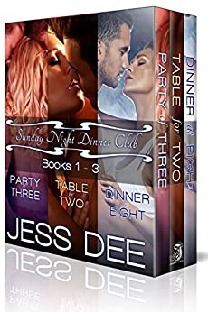 Sunday Night Dinner Club: Box Set (Books 1 - 3) by [Dee, Jess]