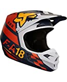 Fox casque v – 1 sayak Orange Taille L