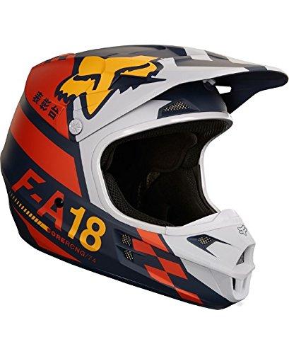 Fox Helmet V-1 Sayak, ECE Orange