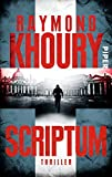 Scriptum: Thriller (Sean Reilly) bei Amazon kaufen