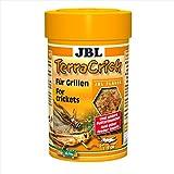 JBL 70271 Alleinfutter für Futterinsekten, TerraCrick, 100 ml