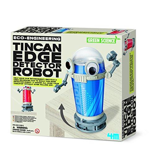 4M- Tin Can Edge Detector Robot Robotica, (00-03370)