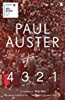 4 3 2 1 par Auster
